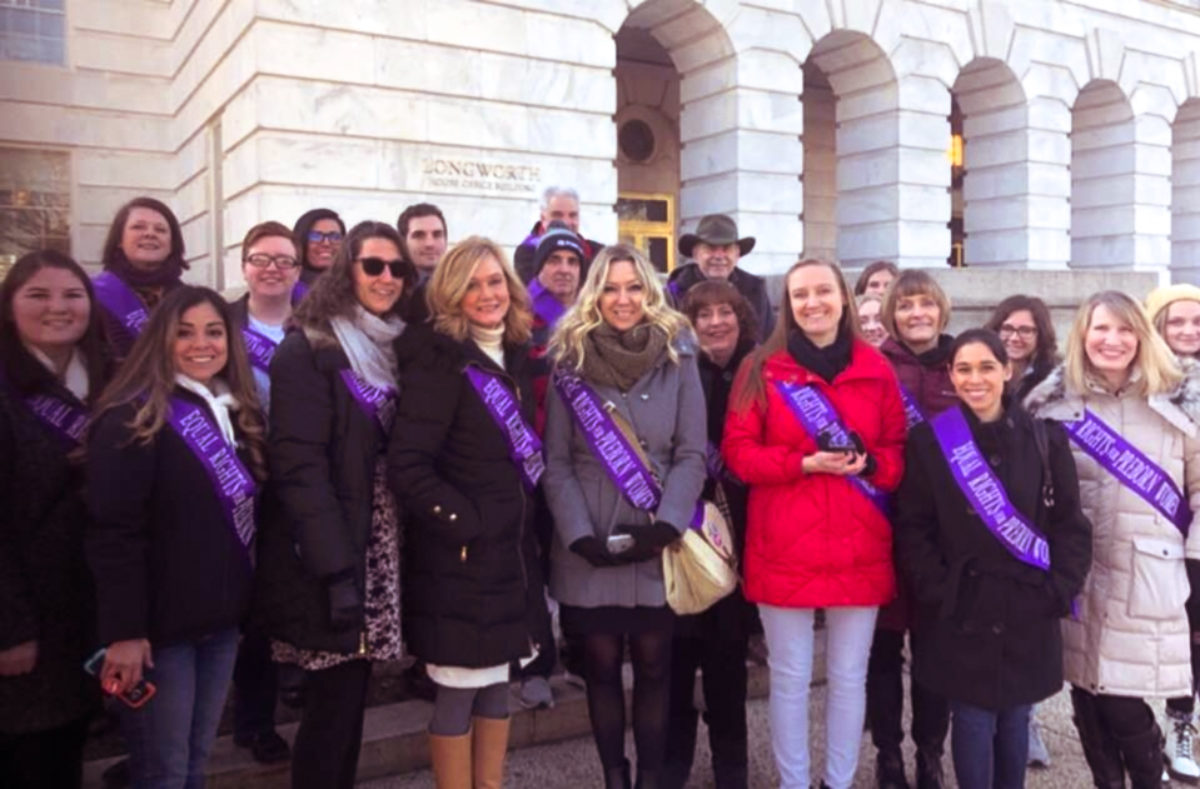 Purple Sash Revolution